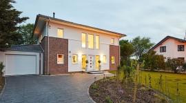 Modell Rheinfeld. Gussek Haus
