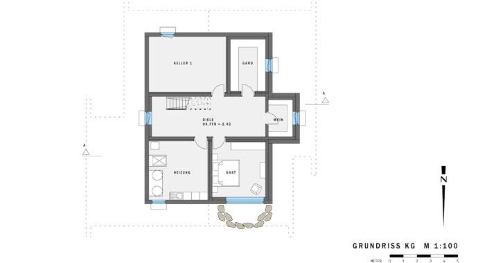 Huf Haus Grundriss huf haus musterhaus 3