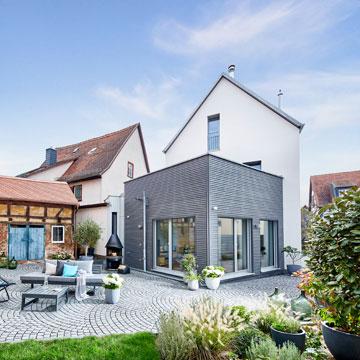 Stadthaus Ehrmann von Bau-Fritz