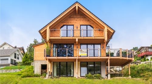 Fullwood Haus am Bächli Außenansicht