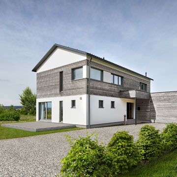 Haus Gruber von Bau-Fritz