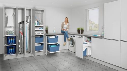 Hailo Laundry Area