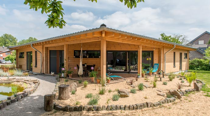 Fullwood Haus an der Niers Außenansicht