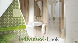 Wandverkleidungssystem von HSK Duschkabinenbau