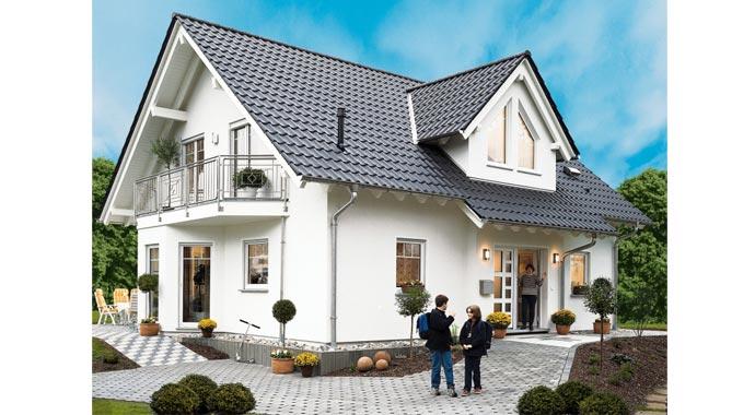 Fingerhut Haus: Musterhaus Mülheim-Kärlich R 110.20