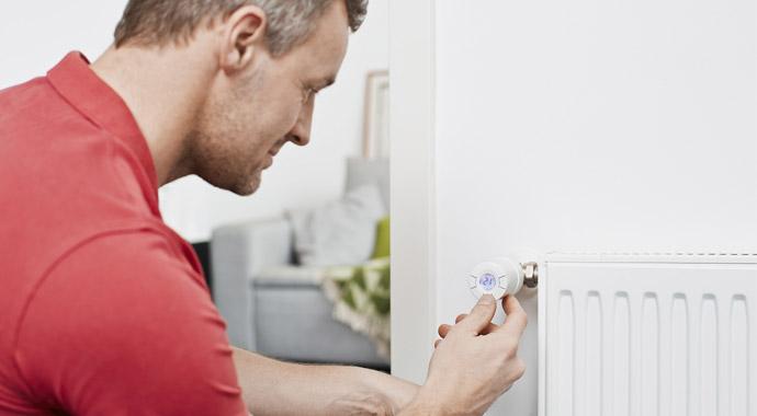 Smarter Heizkörperthermostat von Danfoss
