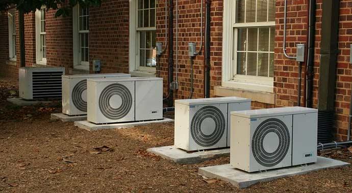 Symbolbild Klimaanlage
