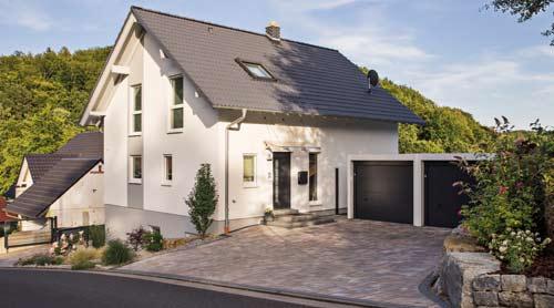 Fingerhaus Kundenhaus Außenansicht