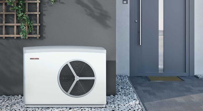 Luft-Wasser-Wärmepumpe WPL-A Premium von Stiebel Eltron