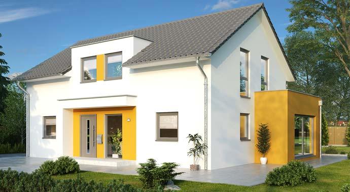 Außenansicht Haus Colmar von Helma