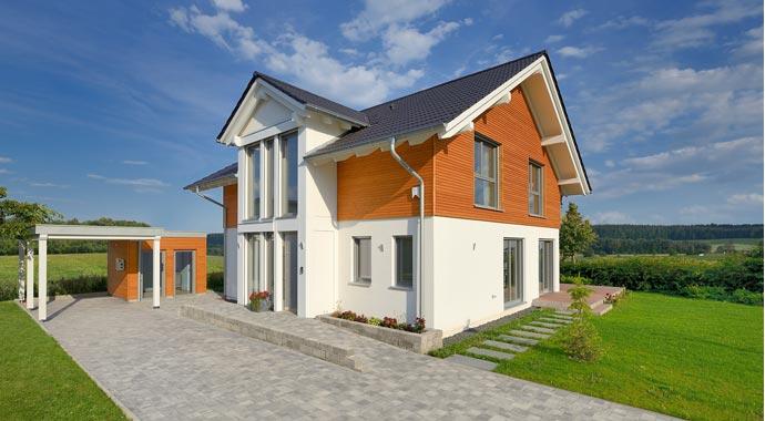 Fertighaus Heßdorf ka musterhaus heßdorf