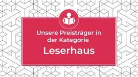 Haus des Jahres 2019: Gewinner Leserhaus