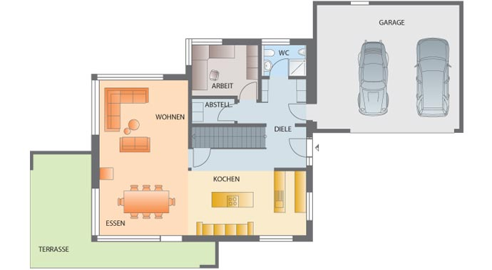 kitzlingerhaus kundenhaus dornhan hurra wir bauen. Black Bedroom Furniture Sets. Home Design Ideas