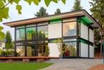 HUF Haus Modum Außenansicht