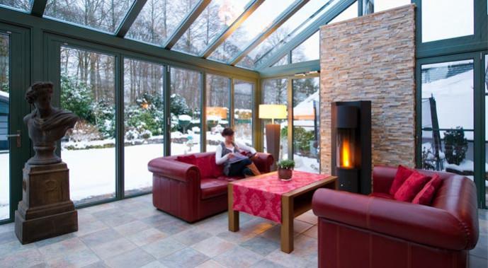 Wintergarten von Solarlux