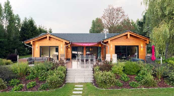 Außenansicht Haus Seeblick von Fullwood