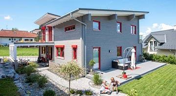 Außenansicht Haus Lindau von Fullwood
