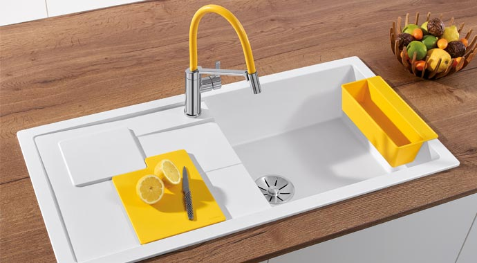 Küchenspüle Blanco Sity XL 6 S