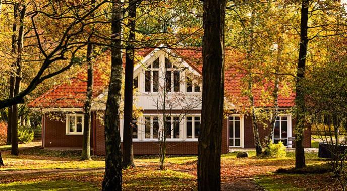 Haacke Haus Musterhaus Vita Außenansicht