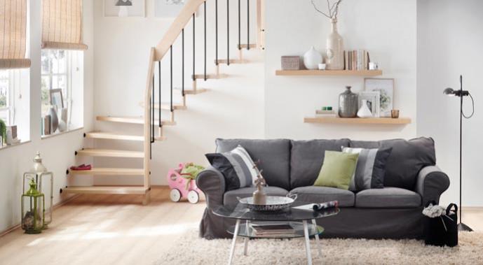 alle informationen zu treppen aus holz stein stahl oder glas. Black Bedroom Furniture Sets. Home Design Ideas