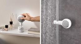 Grohe Aquatunes Bluetooth-Lautsprecher für die Dusche