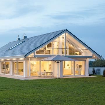 Haus Pöring von Regnauer Hausbau