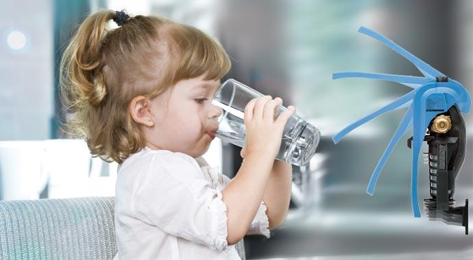 Trinwasserfilter BWT E1