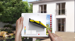 markilux-App für den Markisenkauf von zuhaus
