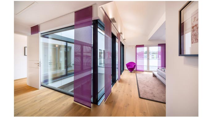 okal haus musterhaus bad vilbel i. Black Bedroom Furniture Sets. Home Design Ideas
