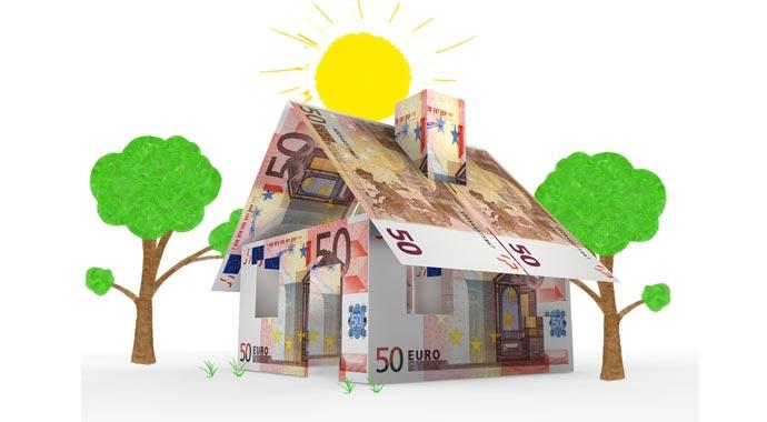 Haussanierung auf Kredit
