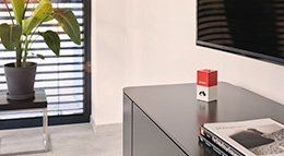 Smart Home Zentrale homee von WAREMA