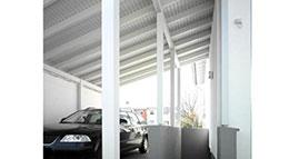 FamilyHome-Aktionshaus Ausstattungspaket Carport