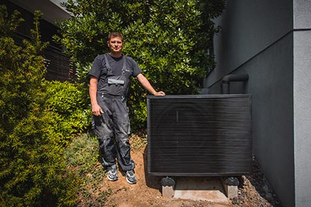 Heizungsmodernisierung mit der Wärmepumpe Daikin Altherma 3 H HT