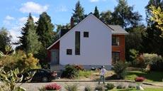 Der Traum unserer Umbaufamilie nimmt Gestalt an: Die dreiköpfige Familie Ross modernisiert einen Altbau zu ihrem neuen Familiendomizil.