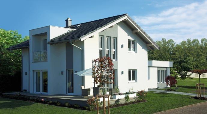 ELK Fertighaus ELK Living 153 | Hurra wir bauen