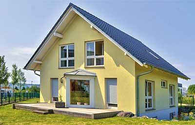Helma Mustherhaus in Gießen Außenansicht
