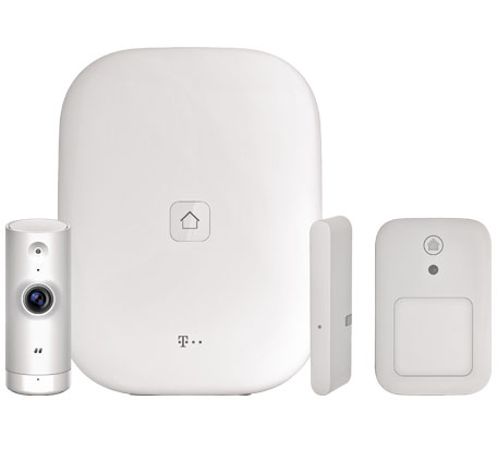 magenta Smart-Home-Starter-Set der Telekom