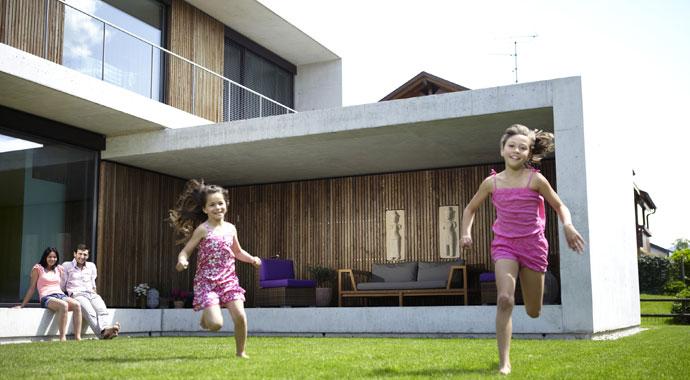 schallschutz durch schalld mmung. Black Bedroom Furniture Sets. Home Design Ideas