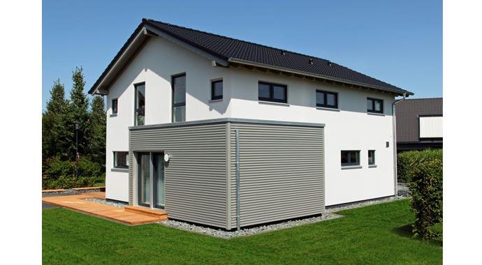 Fingerhaus neo 300  FingerHaus: Musterhaus Neo 300