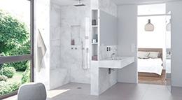 Bodengleiche Dusche von Wedi