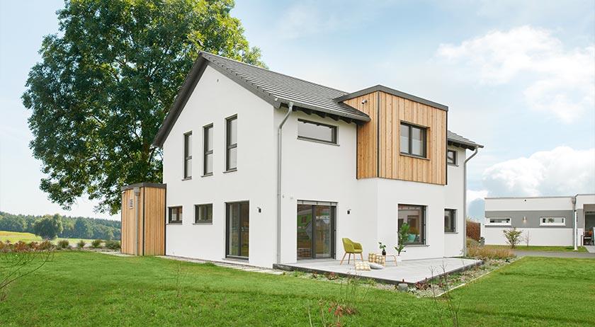 fingerhut haus musterhaus g nzburg hurra wir bauen. Black Bedroom Furniture Sets. Home Design Ideas