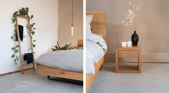 Massivholz-Möbel-Set von woodboom