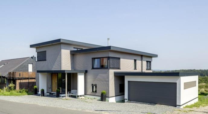 Stommel Haus individuelle Planung Außenansicht