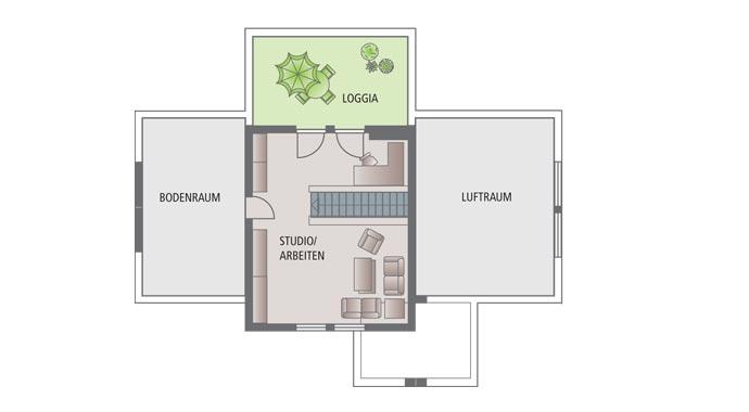 Fingerhaus bungalow  FingerHaus: Hauskonzept Gala