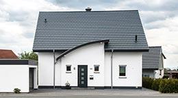Außenansicht Innovation³-Haus von Ytong Bausatzhaus