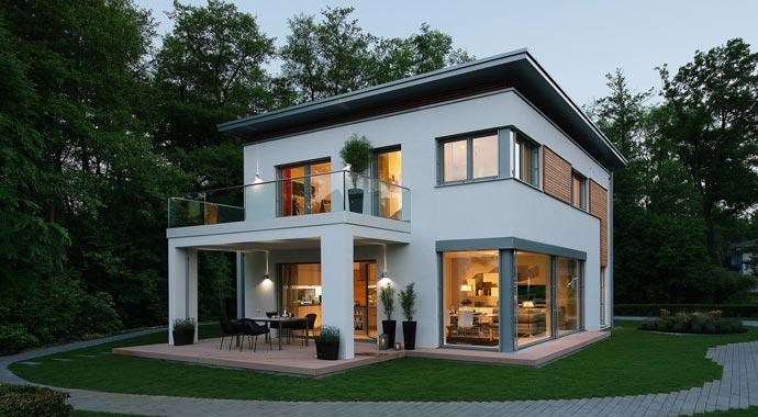 weberhaus citylife haus 700. Black Bedroom Furniture Sets. Home Design Ideas