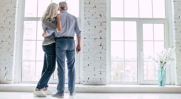 Symbolbild älteres Paar