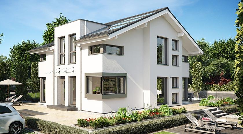 Bien-Zenker Einfamilienhaus Concept-M 152 Pfullingen