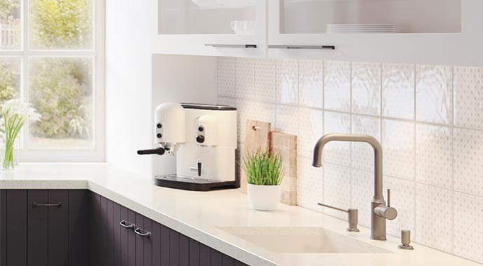 Küchenarmatur Blanco Livia-S