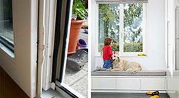 Einbruchsichere Fenster von weru